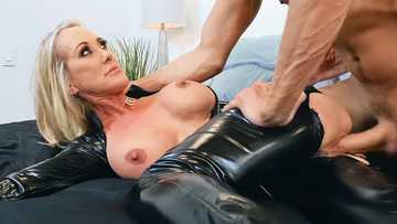 Brandi Love Loves Latex