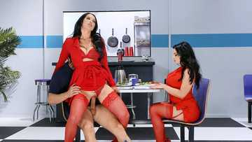 Katrina Jade and Payton Preslee: The Businesswoman's Special